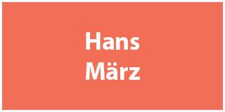 Hans März